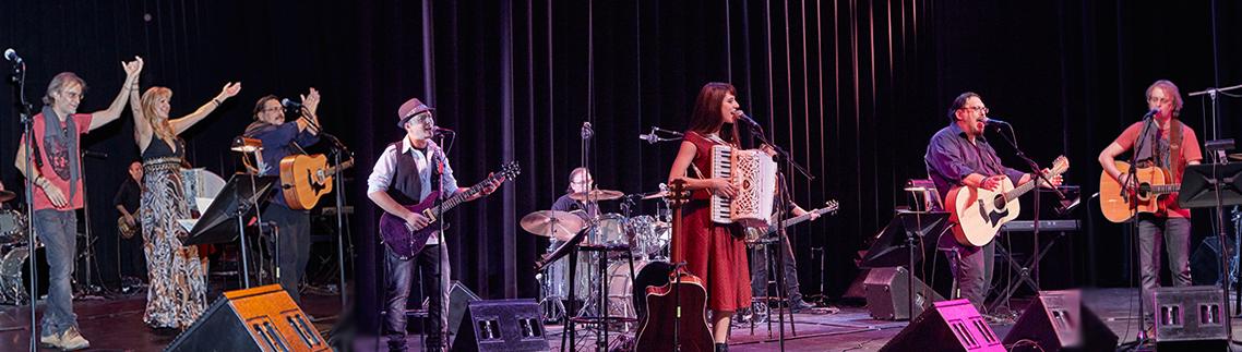 AKTINA's Greek Music Journey 2015 With Lavrentis Machairitsas