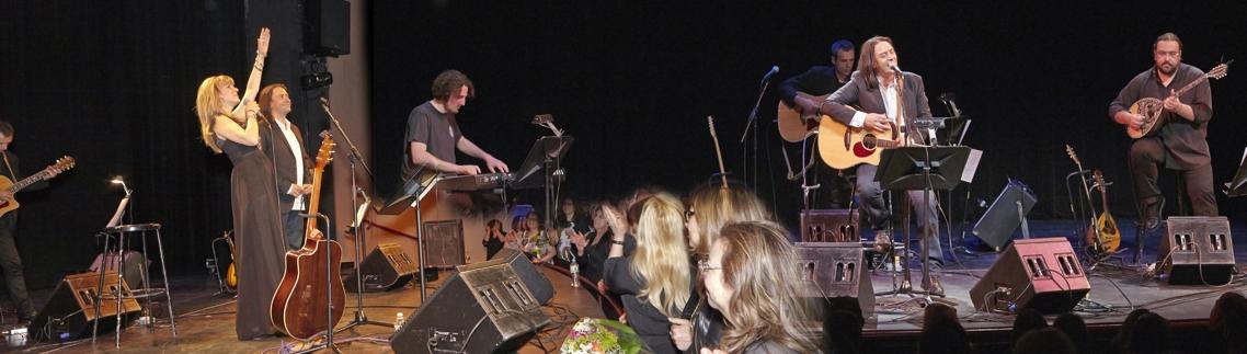 ΑΚΤΙΝΑ's Greek Music Journey 2015: Yannis Kotsiras